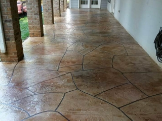 Stamped Concrete | Indianapolis Indiana