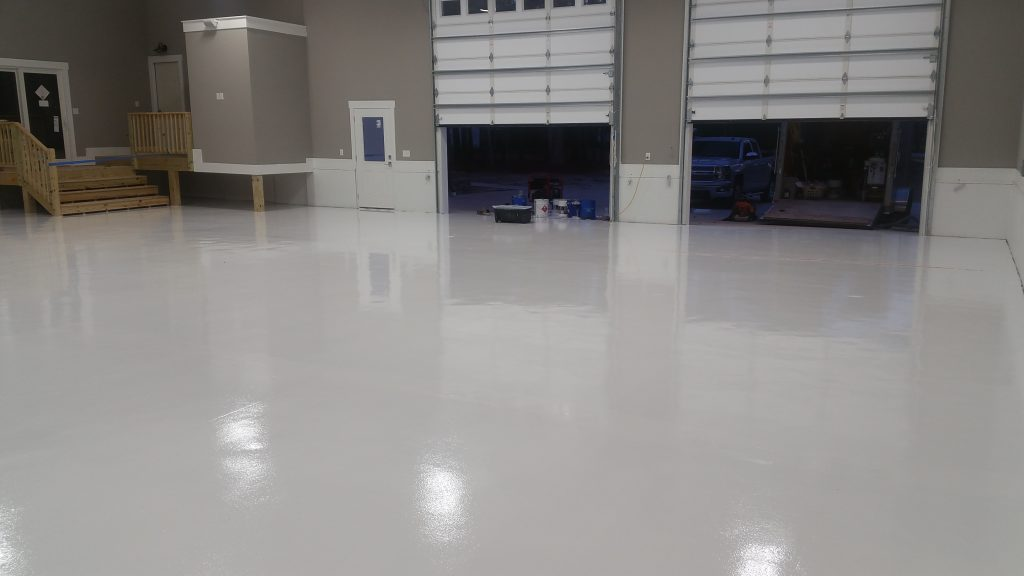 Resinous Flooring | Brookville Indiana