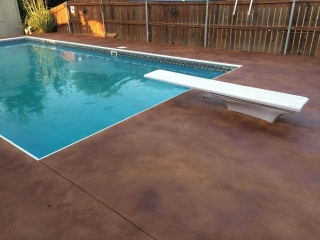 Stained Concrete | Brookville Indiana