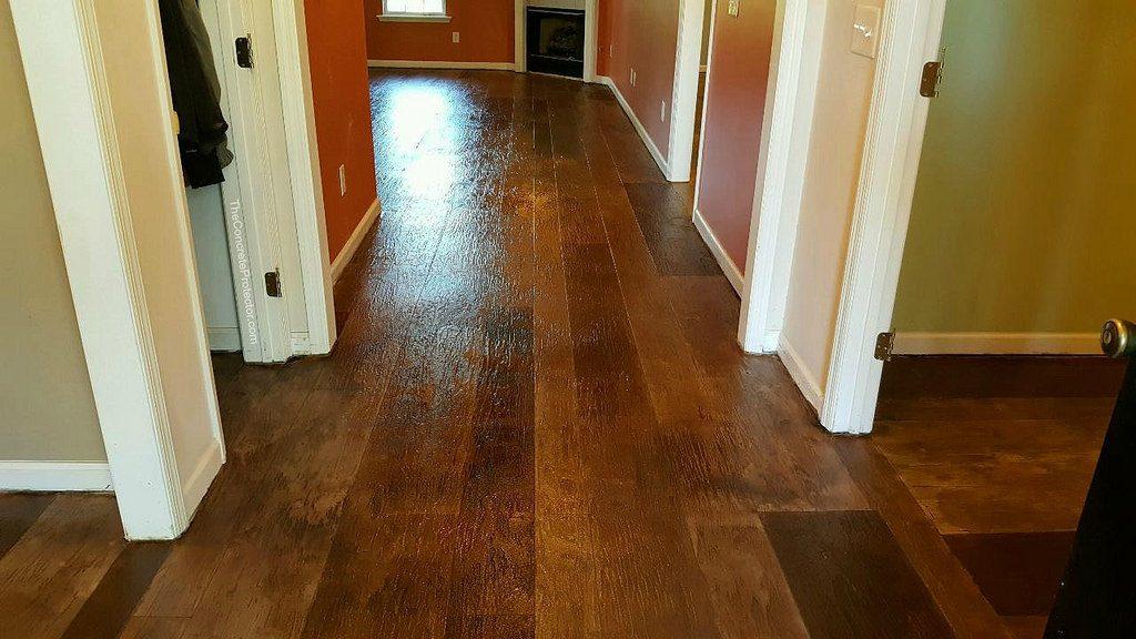 Concrete Wood Flooring | Cincinnati Ohio