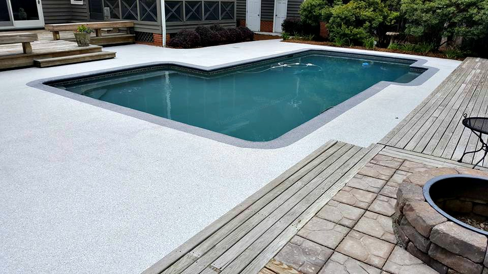 Graniflex Concrete Resurfacing | Cincinnati Ohio