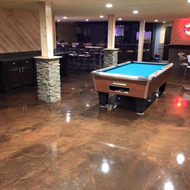 Graf Concrete Construction | Epoxy Flooring | Brookville Indiana